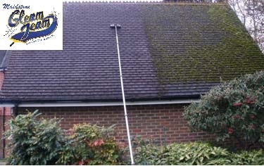 roof cleaning maidstone roof moss removal soft washing kent - How To Kill Moss On Roof