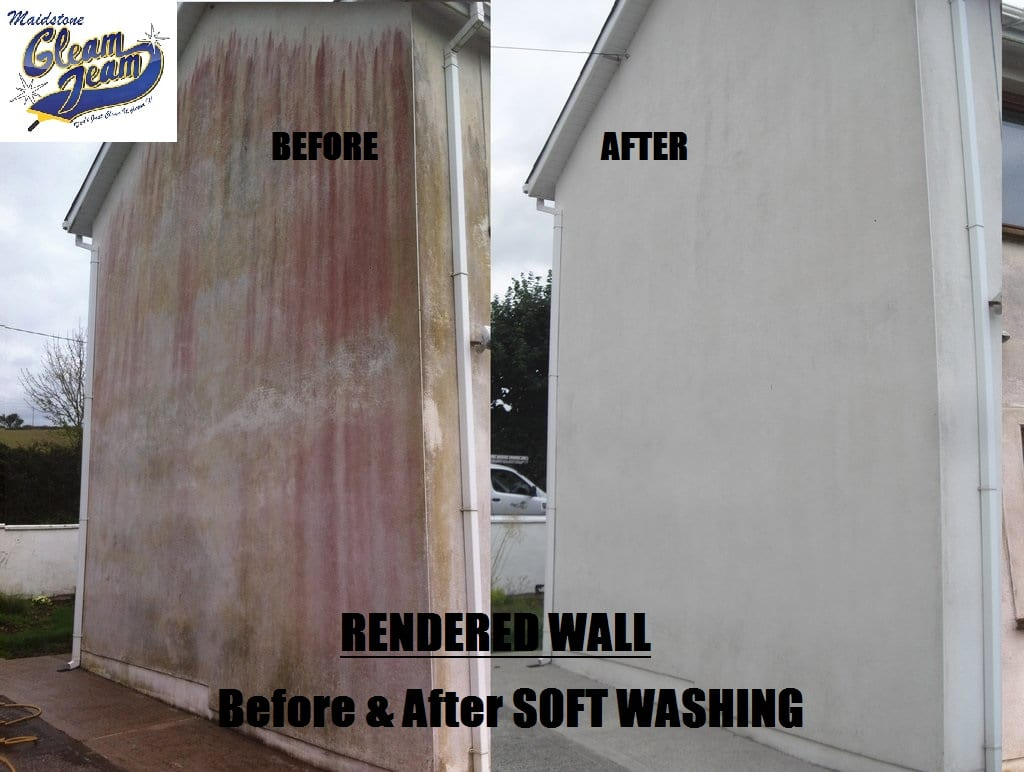 Exterior Building Cleaning Maidstone Soft Washing