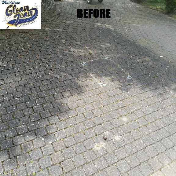driveway-before-cleaning-in-london