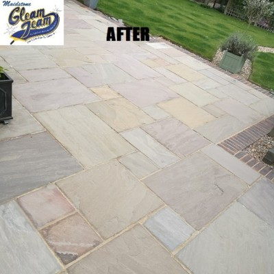 indian-sandstone-patio-cleaners-medway-kent
