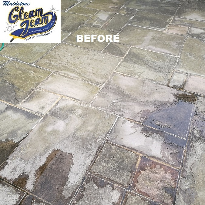 indian-sandstone-patio-cleaning-soft-wash-maidstone-kent-london
