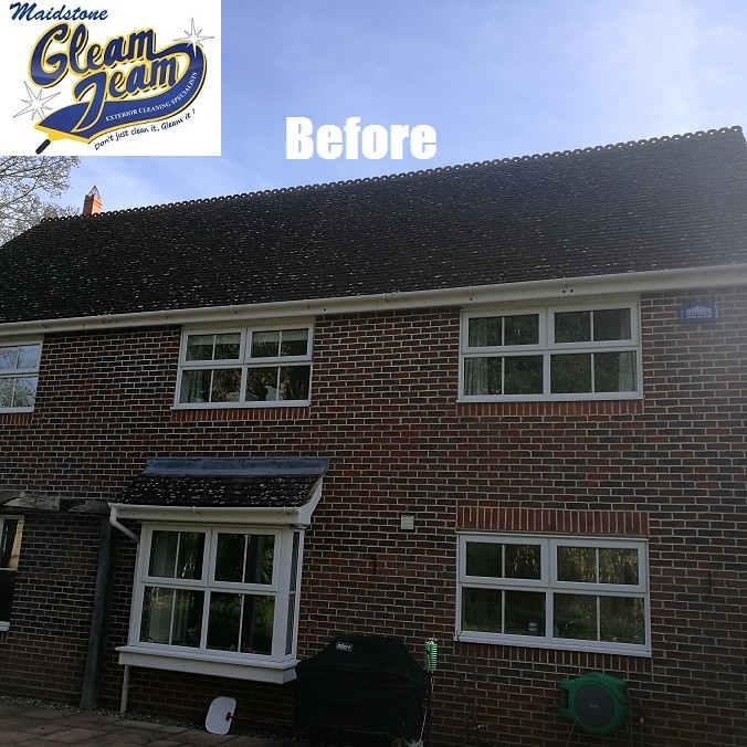soft-wash-roof-cleaning-medway
