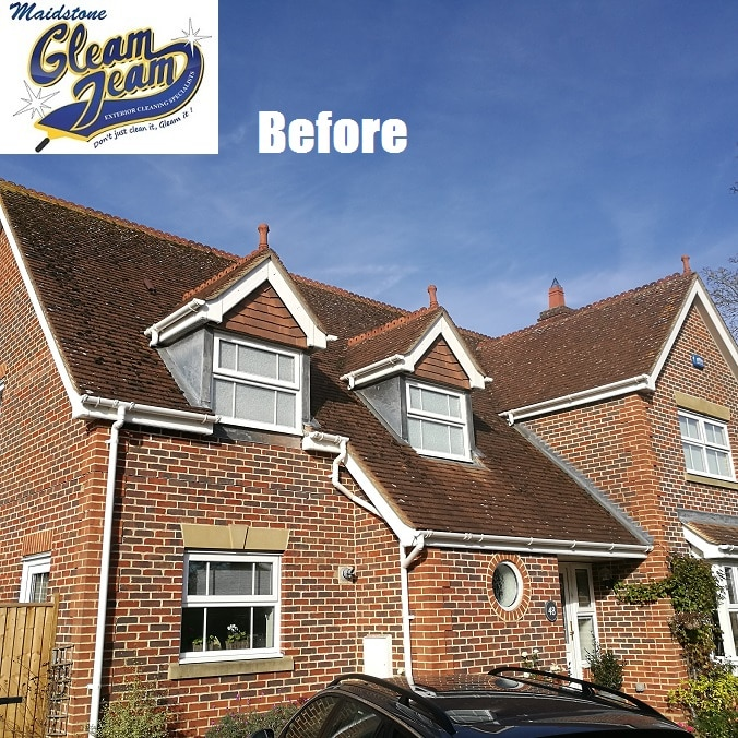 roof-cleaning-medway