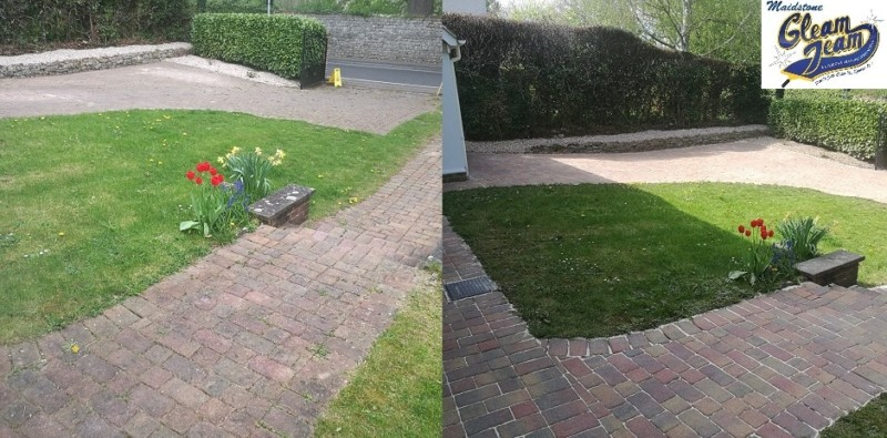 driveway-cleaners-maidstone-kent