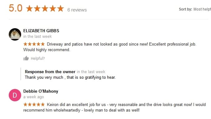 gleam-team-driveway-cleaning-reviews-2017