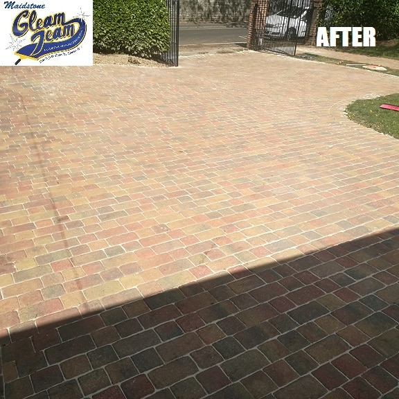 driveway-cleaning-canterbury-kent