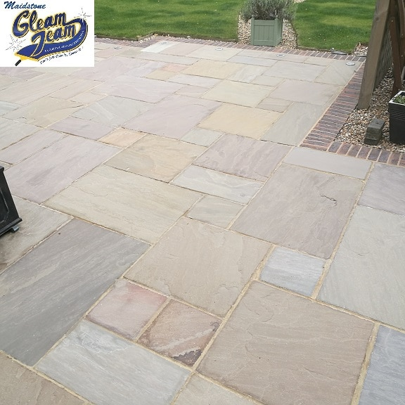 patio-after-cleaning-and-lichen-removal-sittingbourne