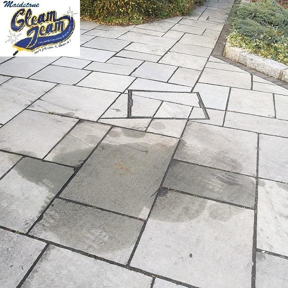 patio-before-jet-washing-kent-london