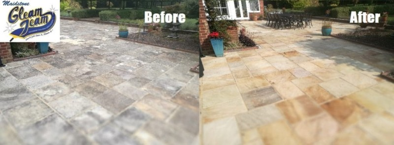 indian0sandstone-patio-cleaning-and-sealing-gillingham-chatham-rochester