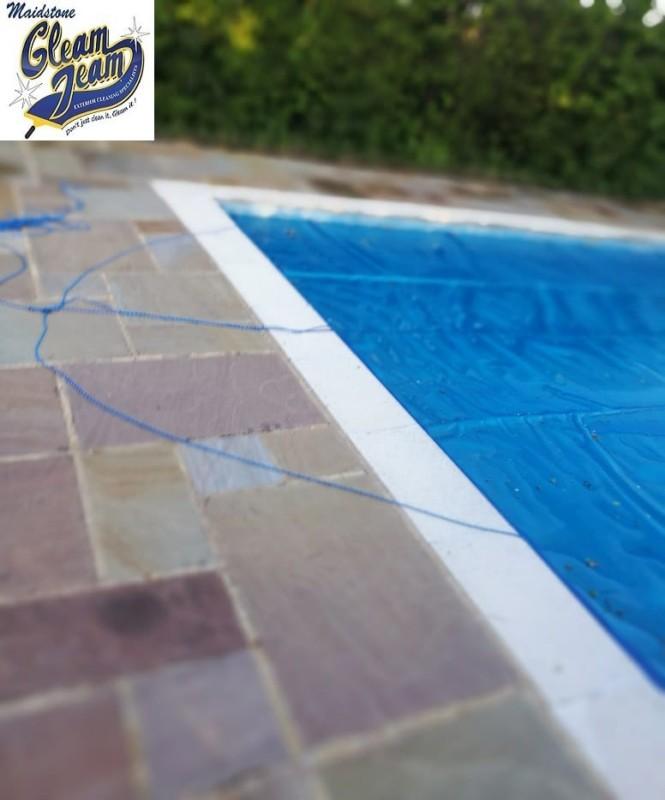 sandstone-patio-cleaning-tonbridge-tunbridge-wells-sevenoaks