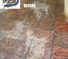 concrete-patio-before-pressure-washing-kent