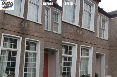 exterior-house-cleaners-kent