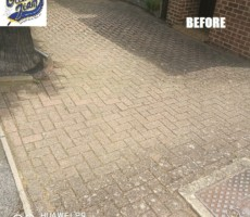 block-paving-drive-clean