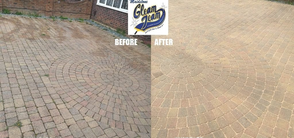 block-paving-cleaning-Orpinton-Kent
