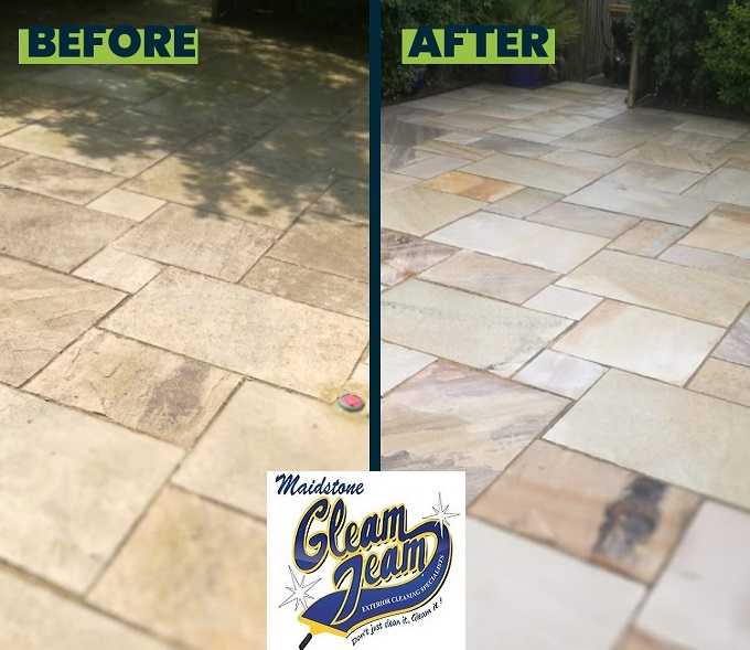 indian-sandstone-patio-cleaners-kent