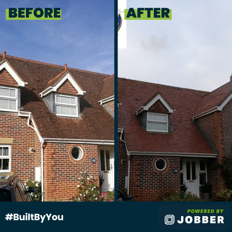 roof-moss-removal-roof-cleaning-Maidstone-Kent
