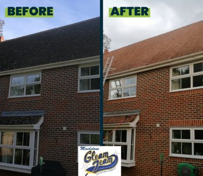 roof-cleaners-moss remova;-in-kent