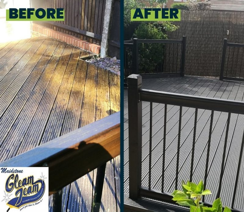 wooden-deck-stripping-and-preparation-before-staining-Kent
