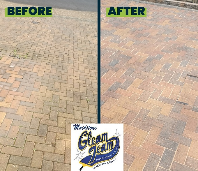 block-paved-drveway-refurbished-Kent