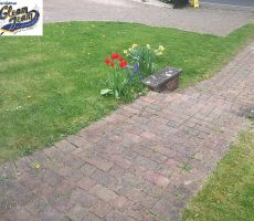 Block pavers cleaning-Kings-Hill